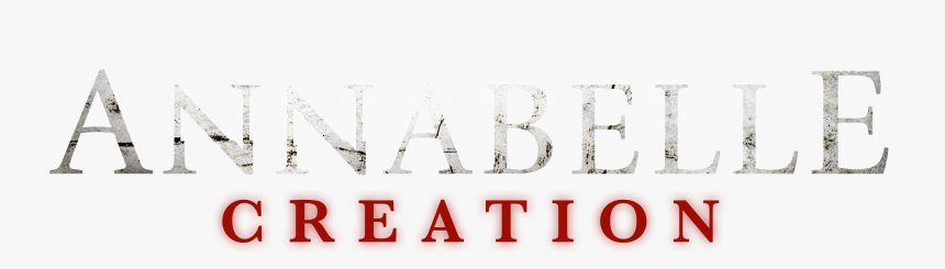 Annabelle Creation 2017 Logo Hd Png Download Kindpng