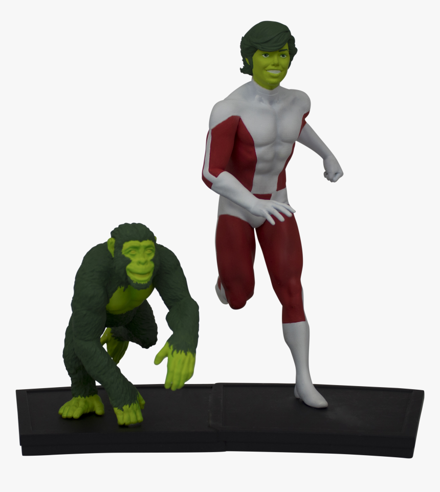 Beast Boy Action Figure 2018, HD Png Download, Free Download