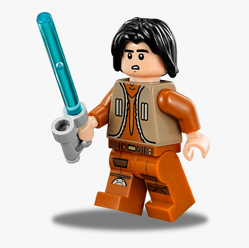 Lego Star Wars Ezra Bridger, HD Png Download, Free Download