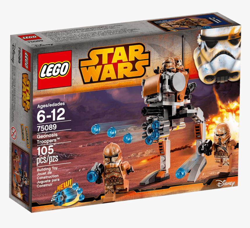 Lego Star Wars Geonosis Troopers - Geonosis Troopers Lego Set, HD Png Download, Free Download