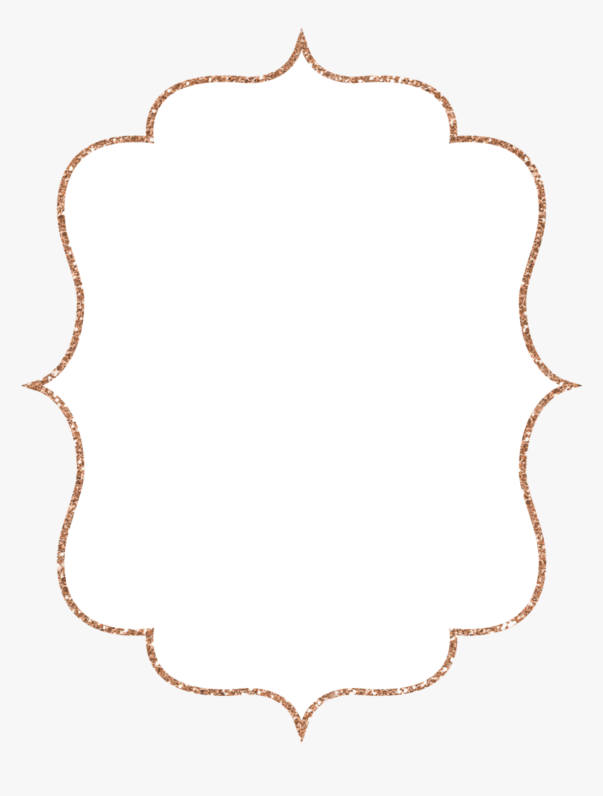 Transparent Border Clipart Png - Black And Gold Border Clip Art, Png Download, Free Download