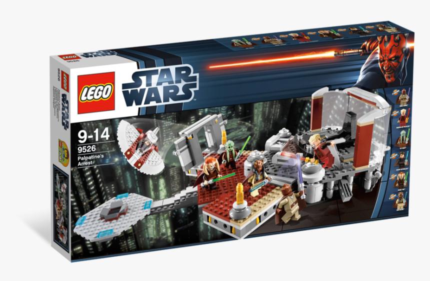 Lego Palpatine's Arrest Set, HD Png Download, Free Download
