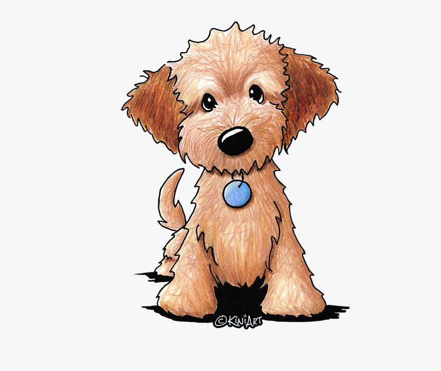 Golden Doodle Clip Art, HD Png Download, Free Download