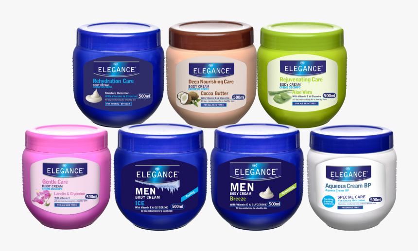 Body Creams, HD Png Download, Free Download
