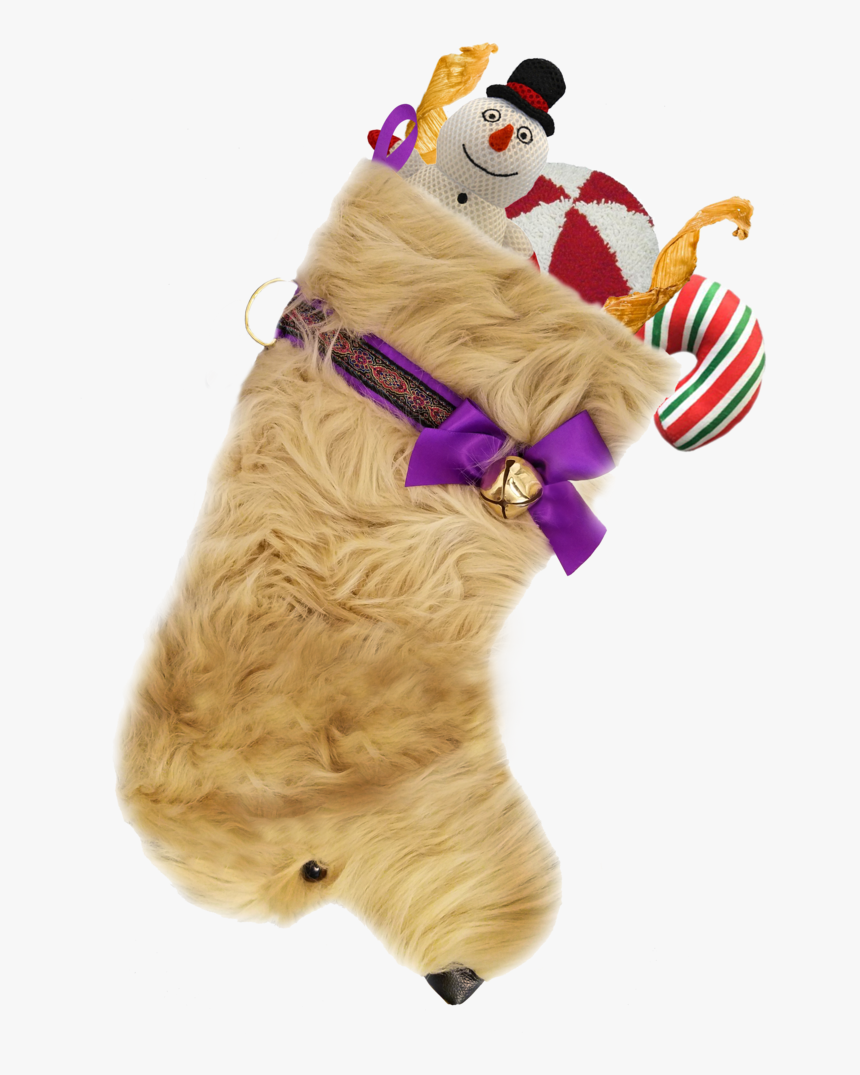 This Goldendoodle Christmas Dog Stocking Is Perfect - Christmas Stocking, HD Png Download, Free Download