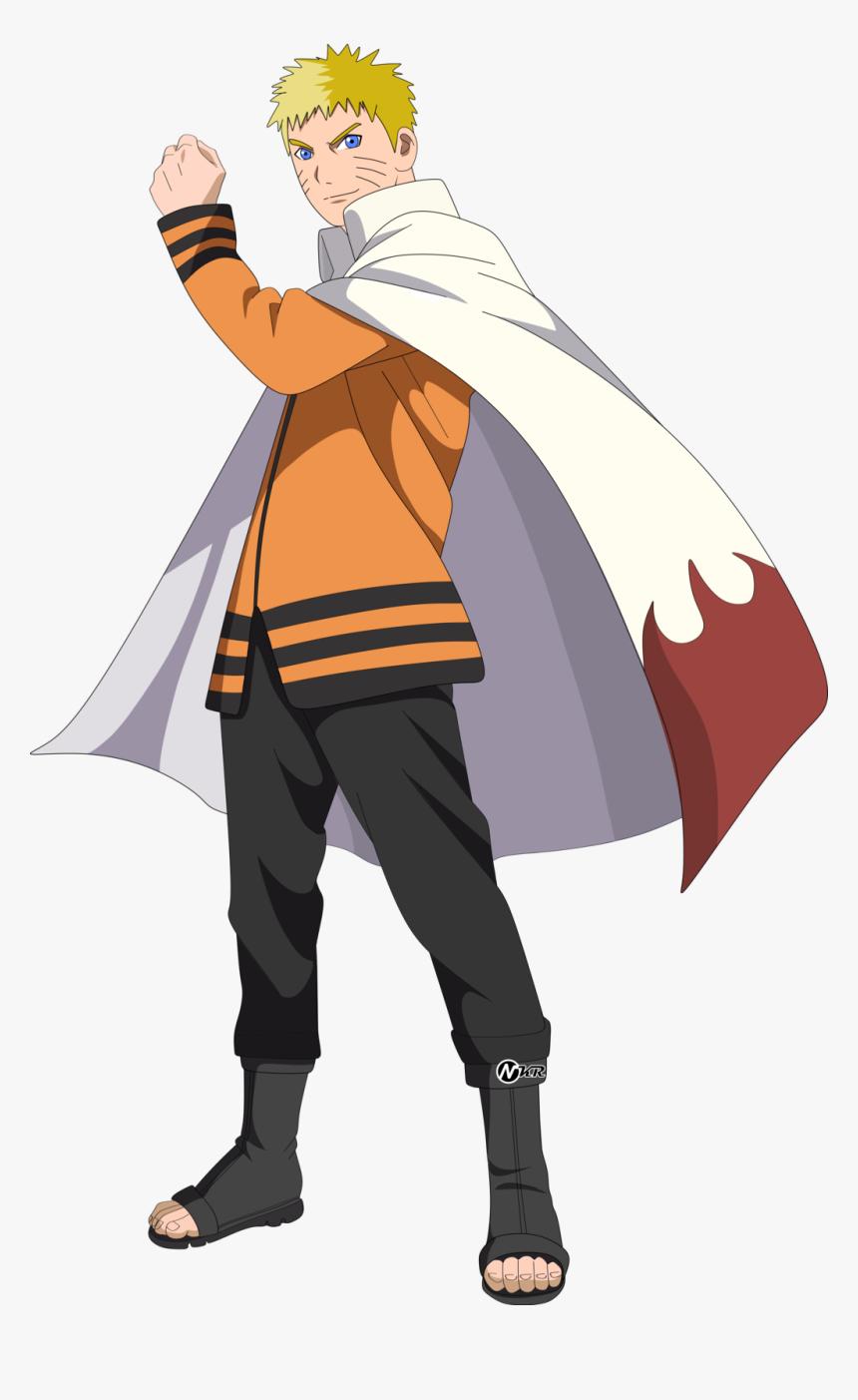 Render Naruto Hokage Hd Png Download Kindpng
