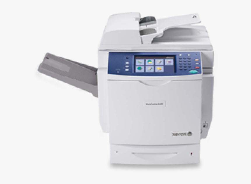 Transparent Xerox Png - Xerox Workcentre 6400, Png Download, Free Download