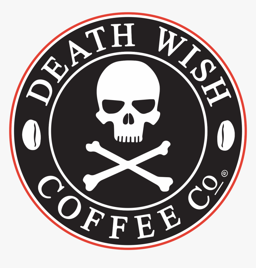 Death Wish Coffee White Png, Transparent Png, Free Download