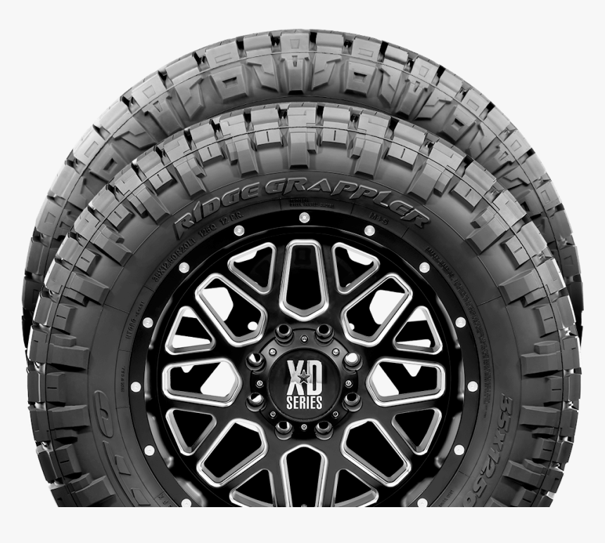 Nitto Off Road Tires >> Transparent Off Road Tire Png Nitto Ridge Grappler 35x12