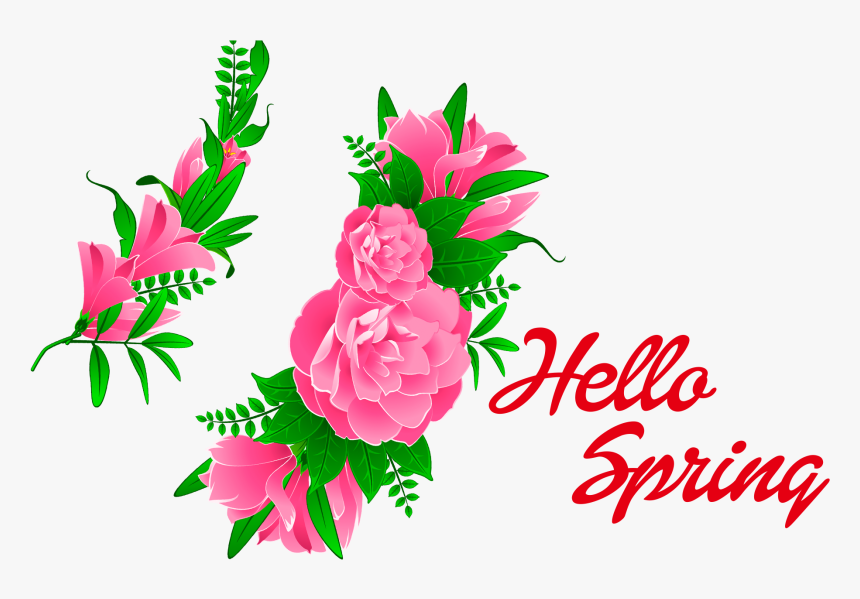 Hello Spring Png Free Images - Brookhaven Elementary School, Transparent Png, Free Download