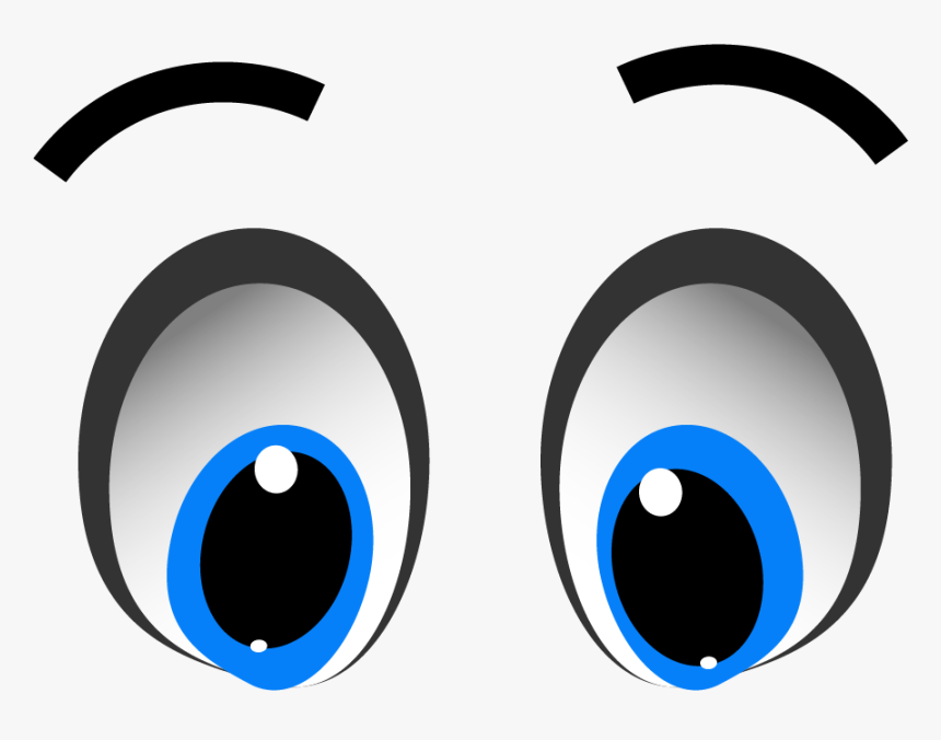11 Expression Cartoon Eyes With Transparent Background Cartoon