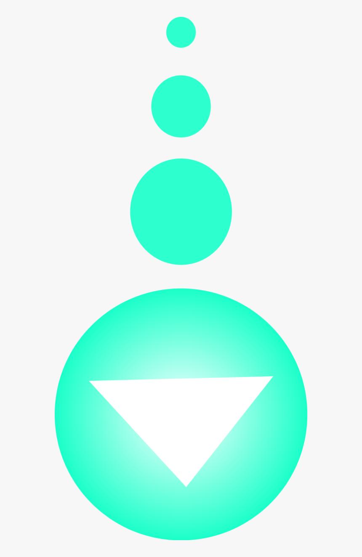 Yellow Arrow Set - Circle, HD Png Download, Free Download