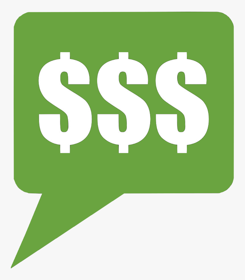 Dollar Sign - Dollar - Dollar Signs, HD Png Download, Free Download