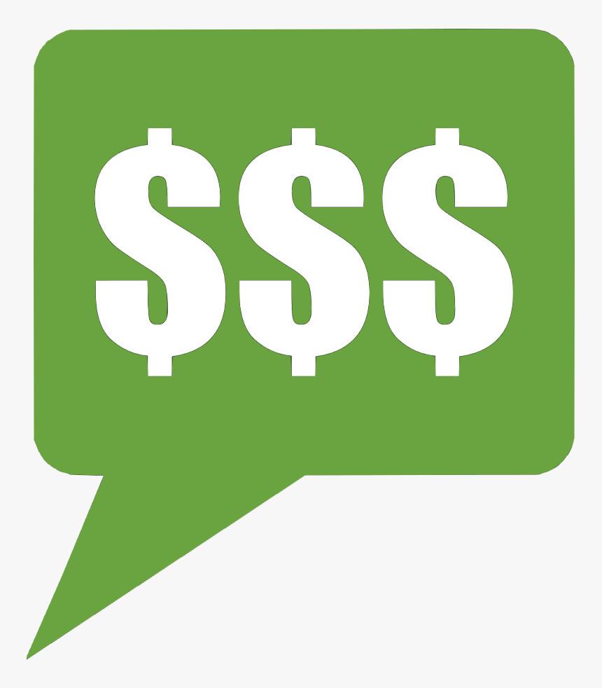Dollar Sign - Dollar - Dollar Signs, HD Png Download, Free Download