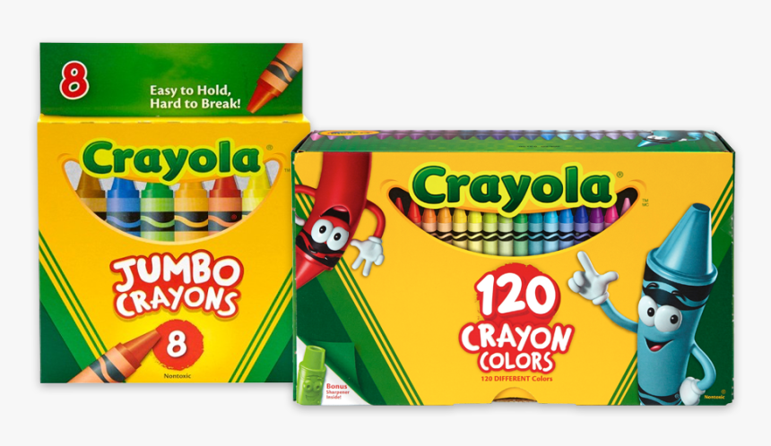 Transparent Crayola Markers Png - Crayola Crayons 120 Pack, Png Download, Free Download