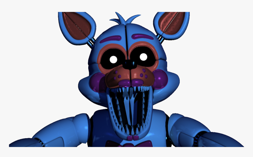Hey Look It S A Good Fox Five Nights At Freddy S Funtime Foxy Jumpscare Hd Png Download Kindpng