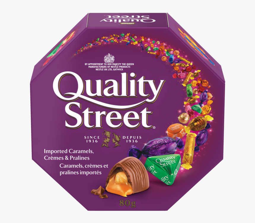 Quality Street Chocolate Box, HD Png Download, Free Download