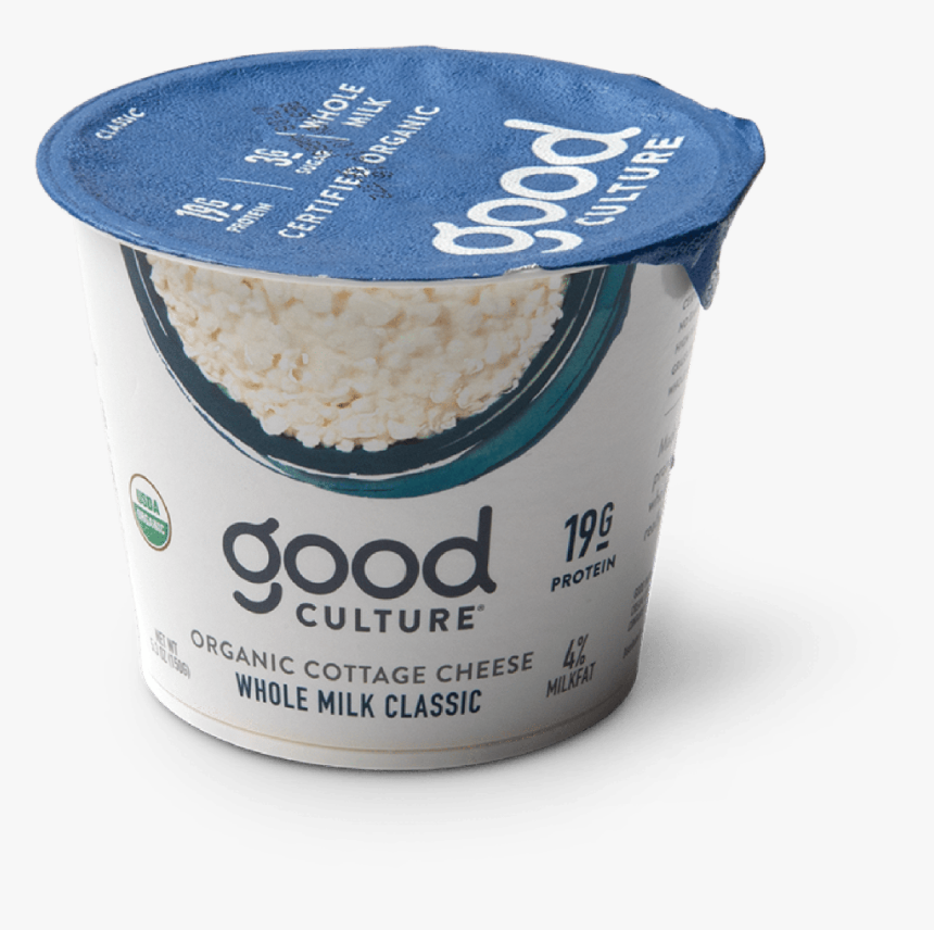 Good Culture Cottage Cheese - Popcorn, HD Png Download, Free Download