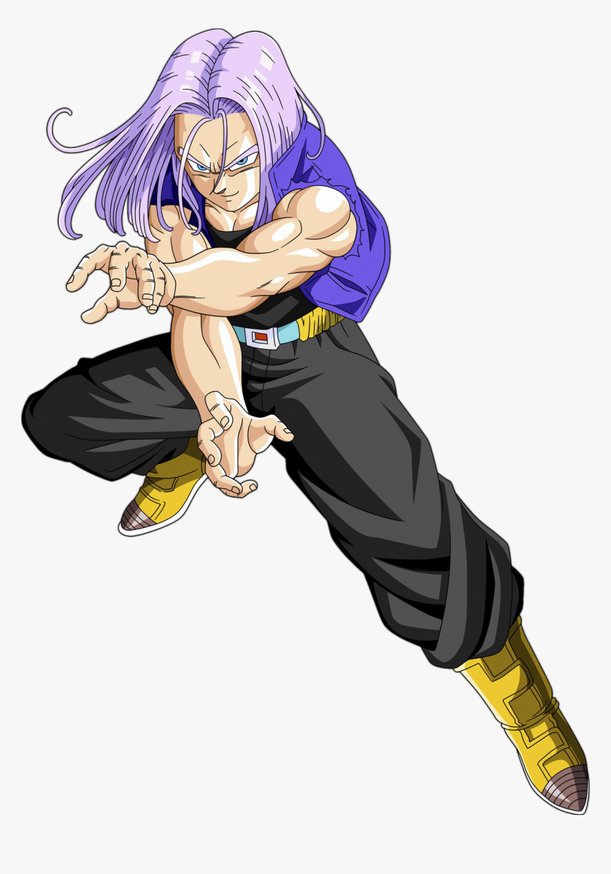 Dragon Ball Z Trunks, HD Png Download, Free Download
