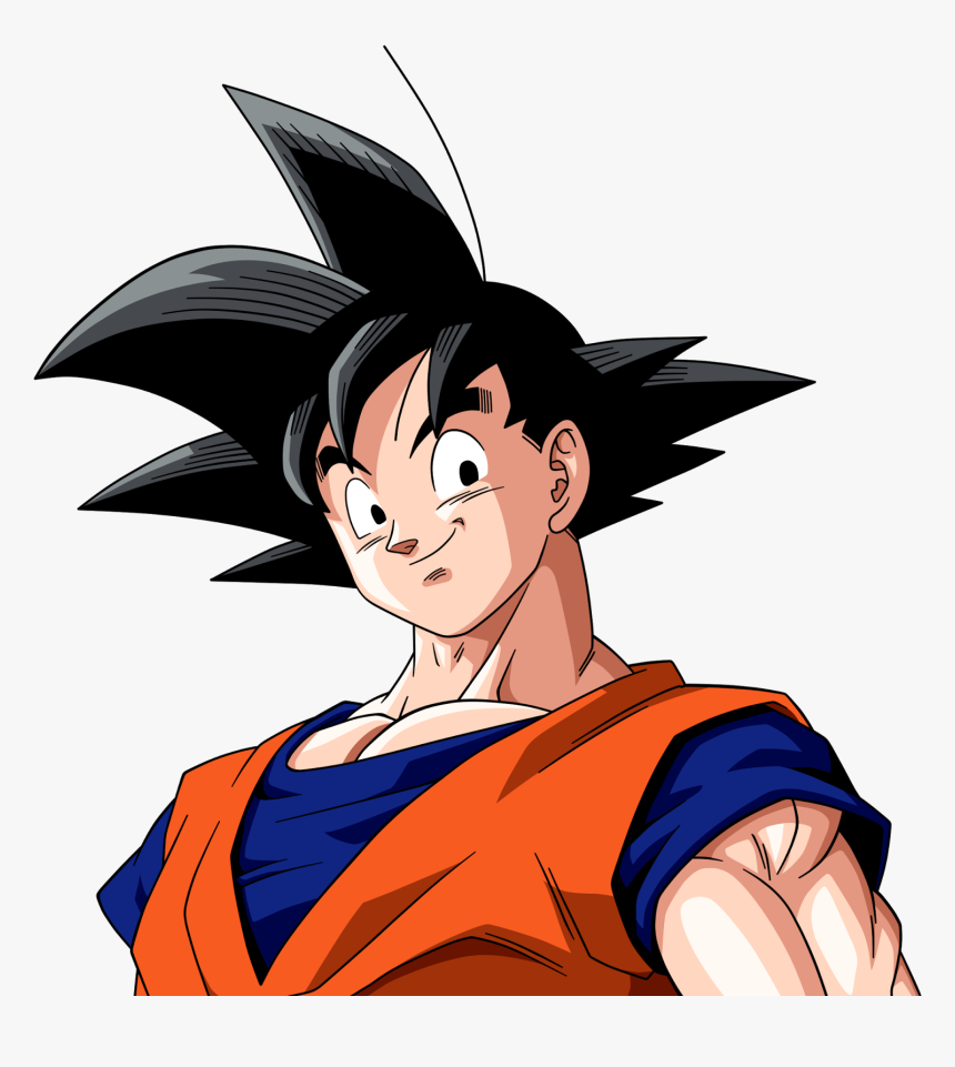 Anime Character Goku, HD Png Download, Free Download