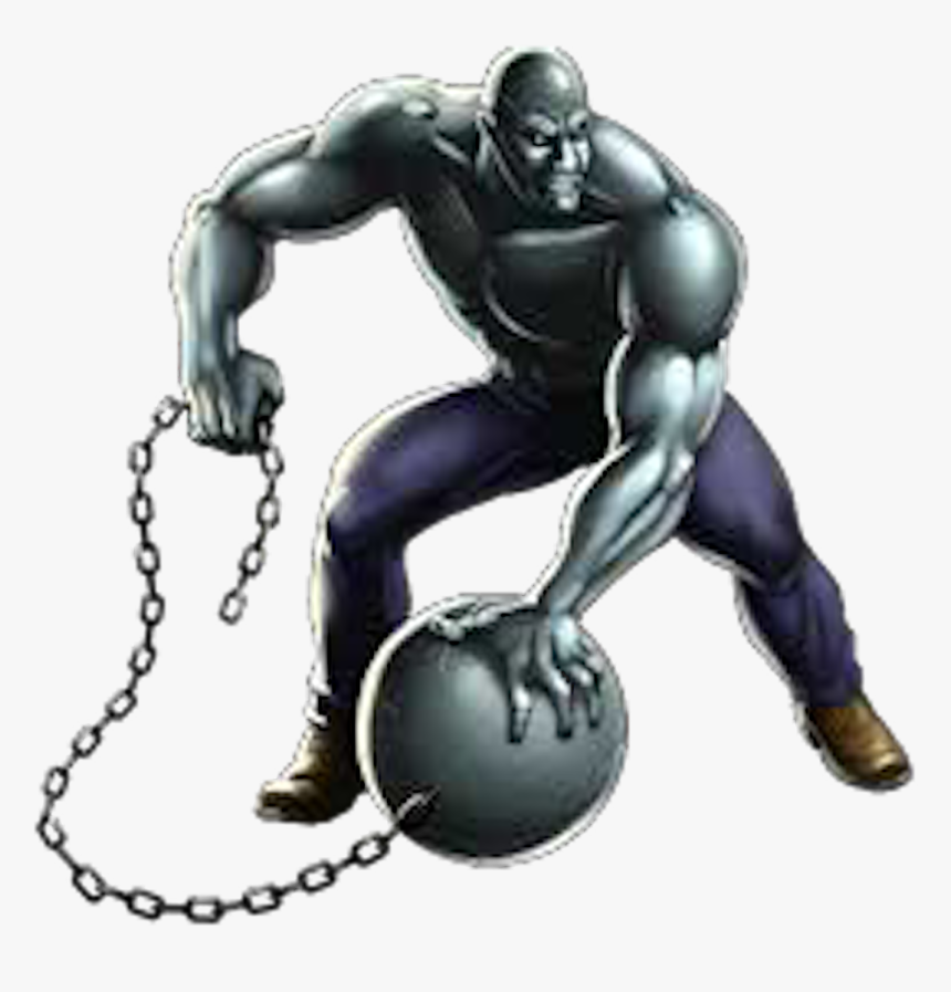 Absorbing Man - Marvel Avengers Alliance Absorbing Man, HD Png Download, Free Download