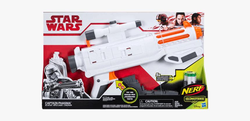 Nerf Star Wars Captain Phasma Blaster, HD Png Download, Free Download