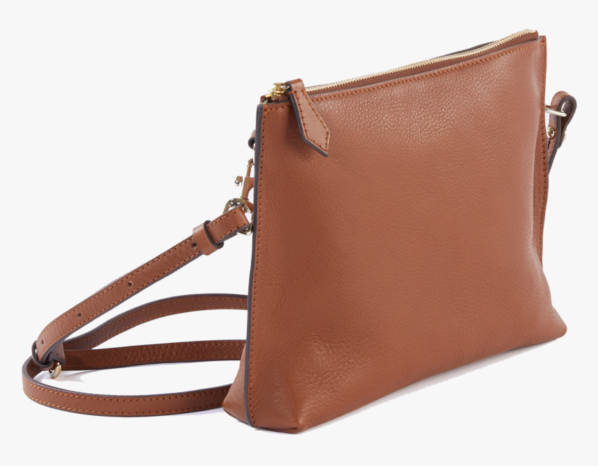"""The Classic Cross-body Bag In Blue And Gold""""  Class= - Wristlet, HD Png Download, Free Download"""