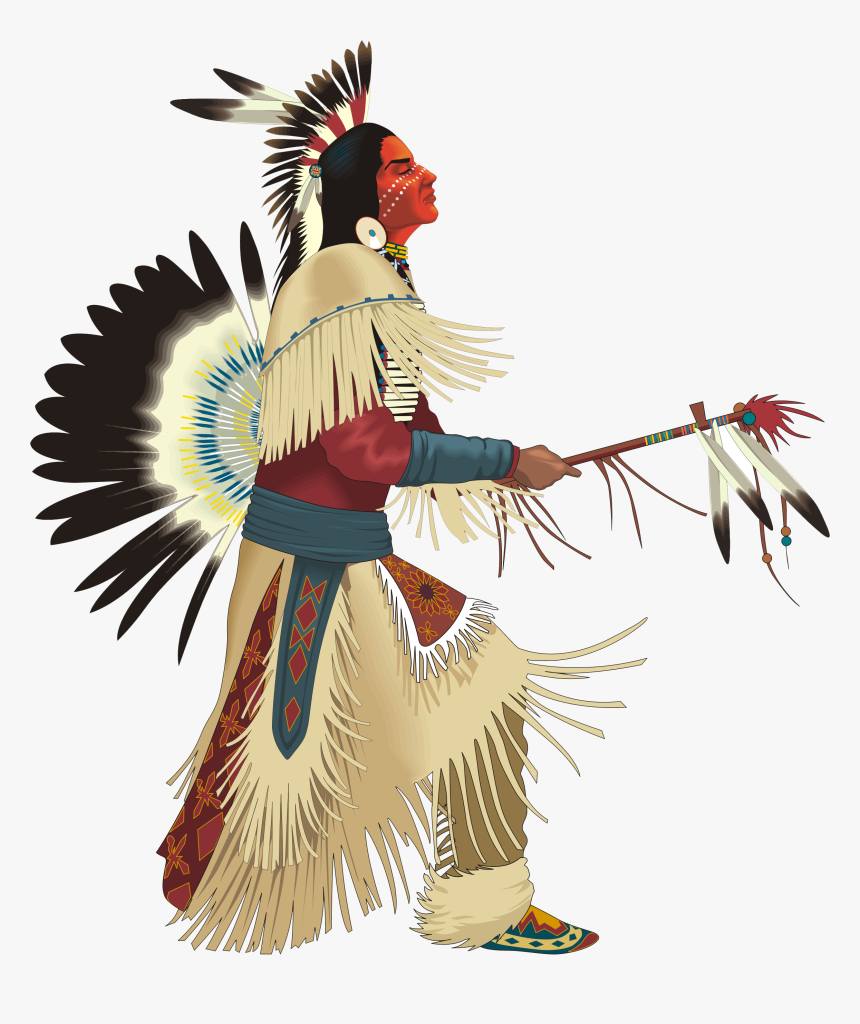 Native Americans In The United States Pow Wow Indigenous - Native American Indian Png, Transparent Png, Free Download