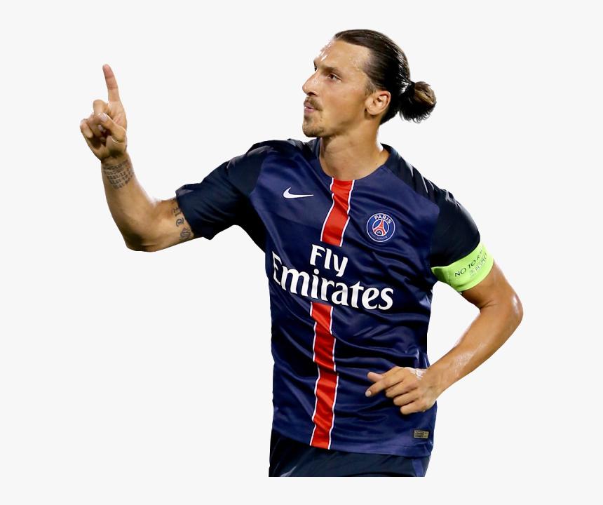 Hd Zlatan Ibrahimovic Png Zlatan Ibrahimovic Psg Transparent Png Kindpng