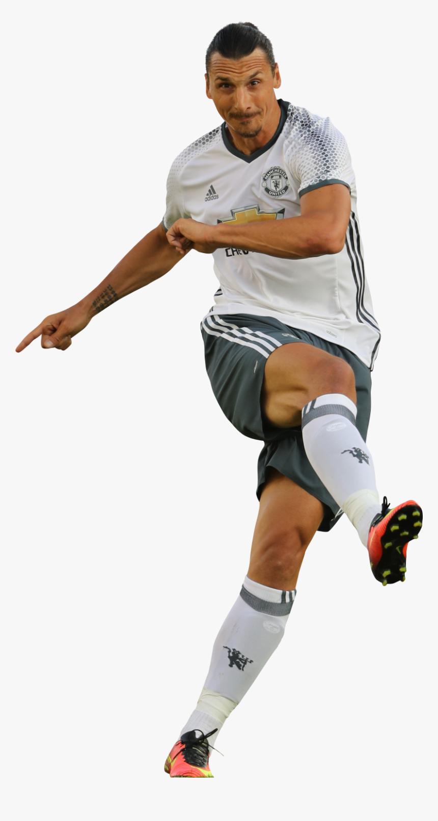 Zlatan Ibrahimovic Render - Zlatan Ibrahimovic Man U Png, Transparent Png, Free Download