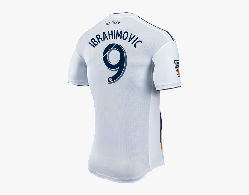 La Galaxy Zlatan Ibrahimović Primary Authentic Jersey - La Galaxy Ibrahimovic Jersey, HD Png Download, Free Download