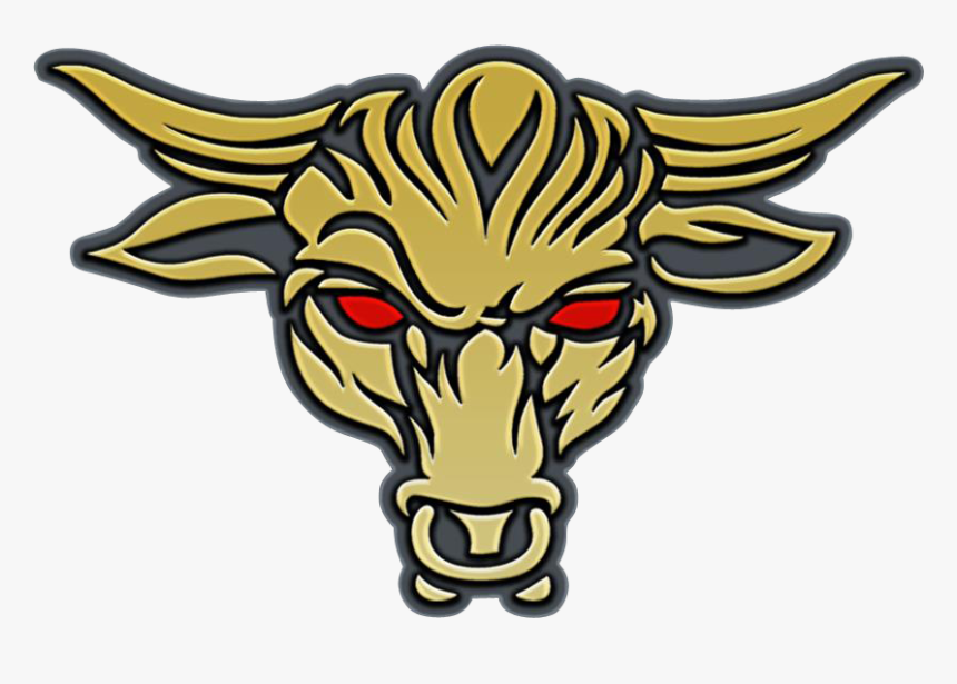 The Rock New Logo - Wwe The Rock Bull Tattoo, HD Png Download, Free Download