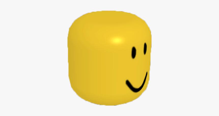 roblox noob face transparent background Roblox Head Png Smiley Transparent Png Kindpng