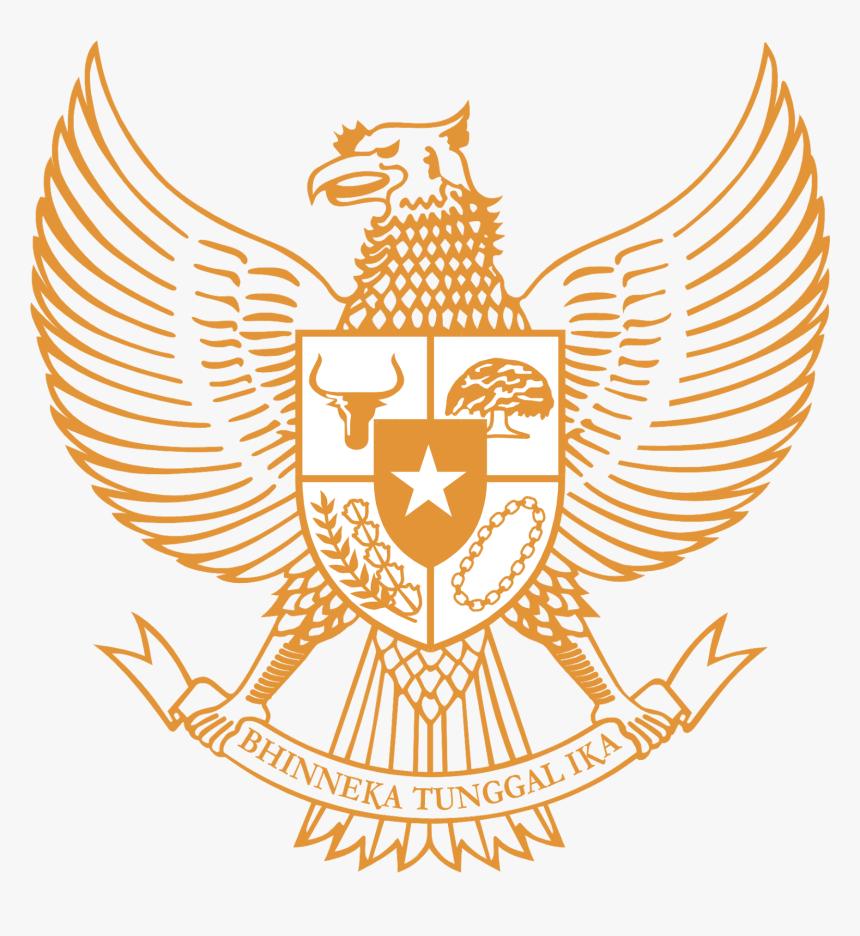 Logo Pancasila Gold Gudang Logo Garuda Png Transparent Png Kindpng