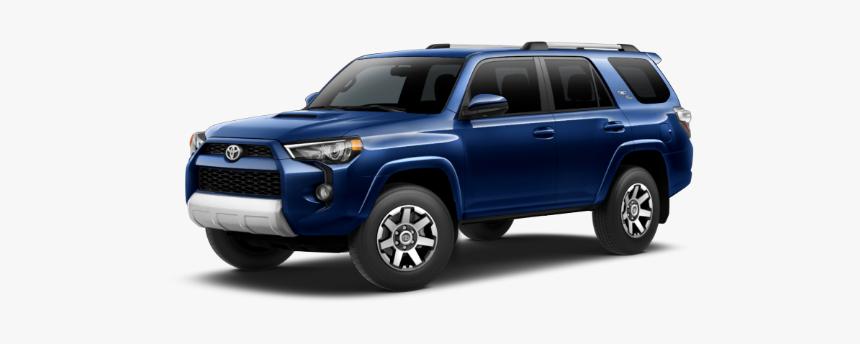 Trd Off-road - 2019 Toyota 4runner Trd Off Road Premium Black, HD Png Download, Free Download