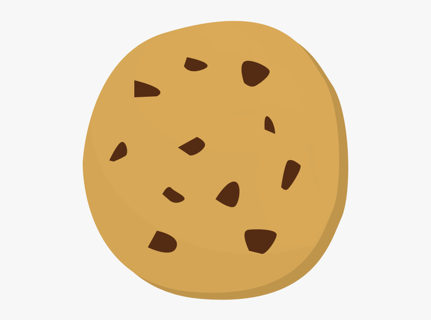Illustration Of Chocolate Bar Clipart - Chocolate Chip Cookie Printable, HD Png Download, Free Download