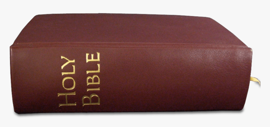 Holy Bible Side View Clip Arts - Transparent Background Bible Transparent, HD Png Download, Free Download