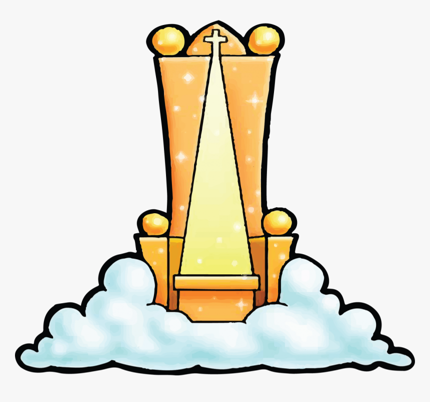 Bible Png Clipart - God's Throne Clipart, Transparent Png, Free Download