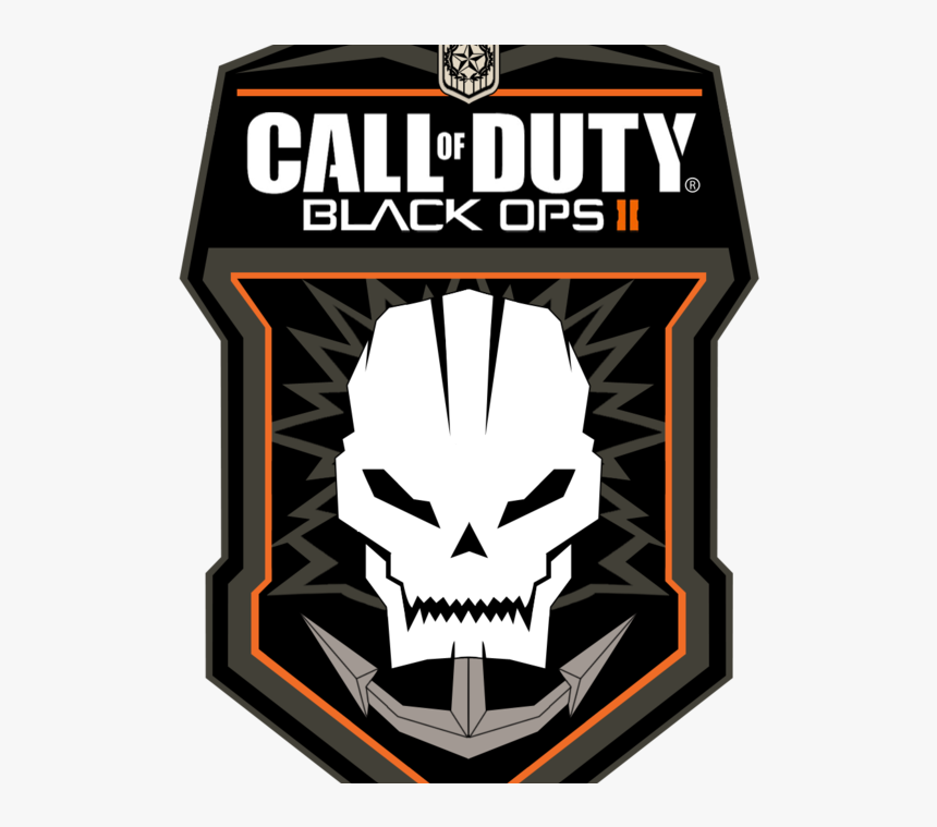 Transparent Black Ops 2 Soldier Png Call Of Duty Black Ops 2 Logo Png Download Kindpng