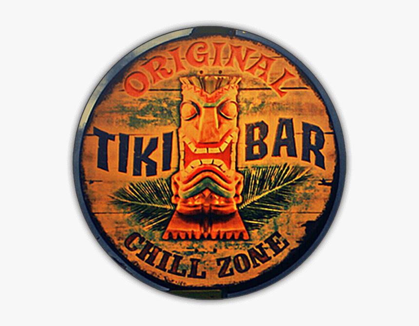 Tiki Bar Logo Png, Transparent Png, Free Download
