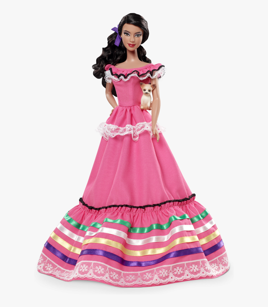 Mexico National Costume For Girls, HD Png Download, Free Download