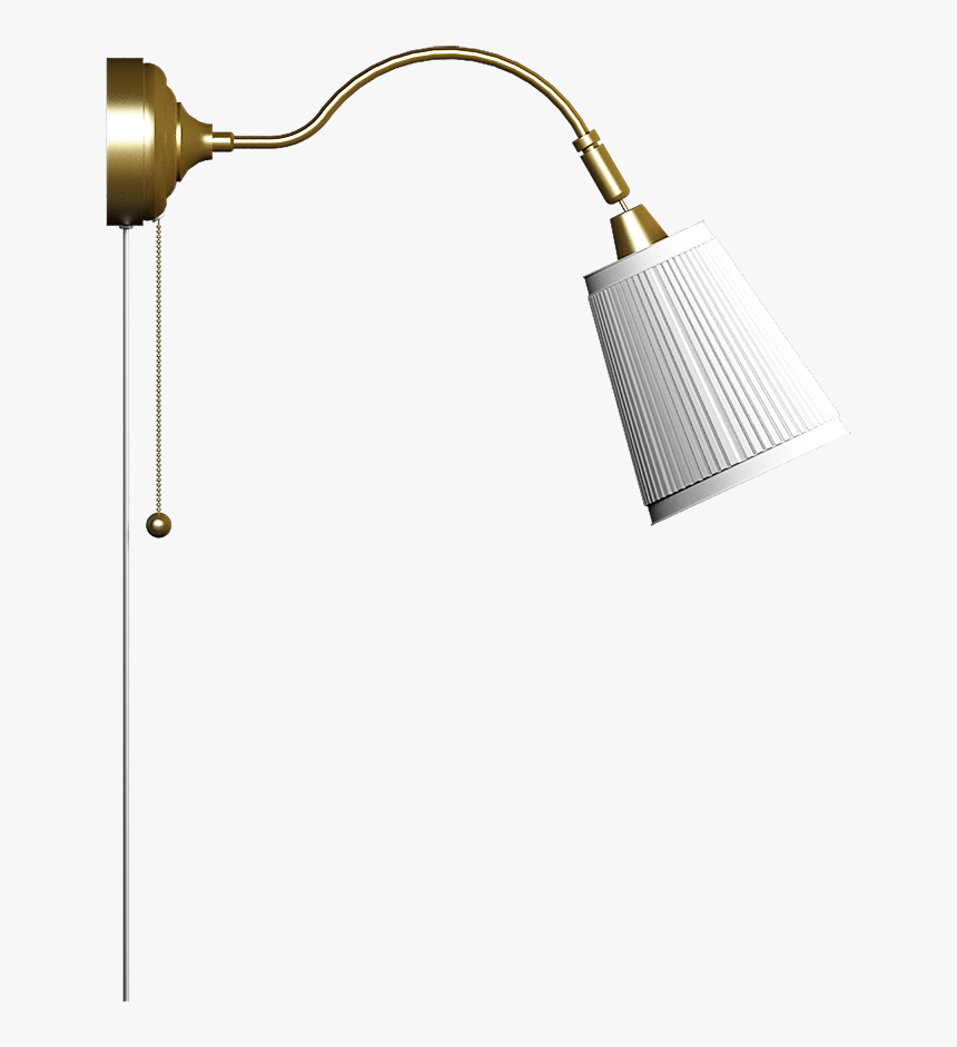 Ikea Arstid Wall Light Png Image - Lamp, Transparent Png, Free Download