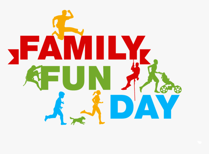 Family Fun Day Design, HD Png Download, Free Download