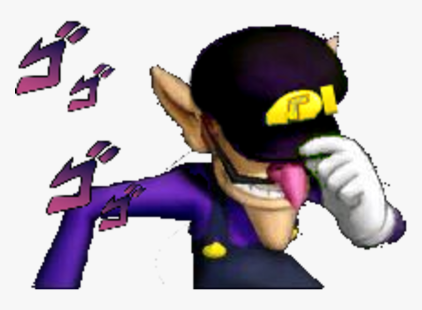 """""""""""i Was So Excited To Finally Main Waluigi In Super, HD Png Download, Free Download"""