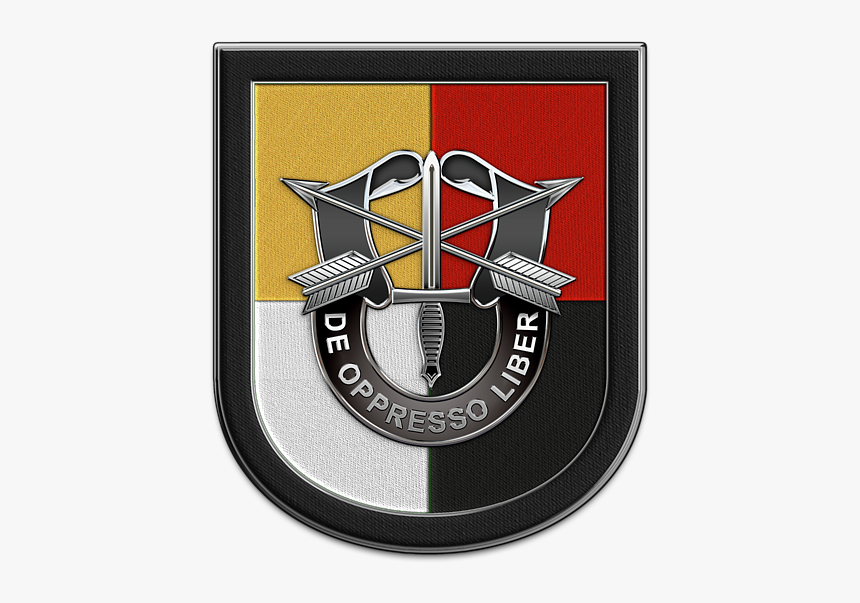 19th Special Forces Group Flash, HD Png Download, Free Download