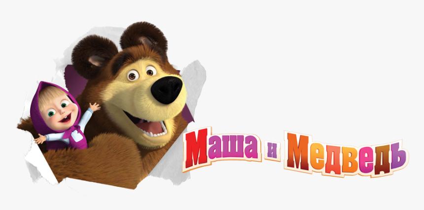 Description From Masha And The Bear Cartoons Wallpaper