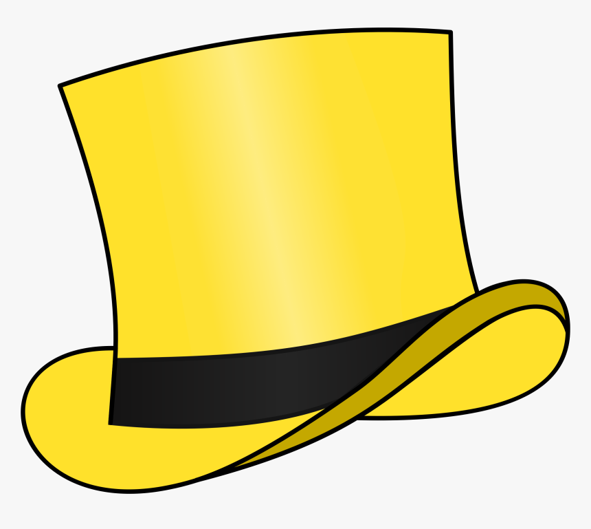 Six Thinking Hats Yellow Hat, HD Png Download, Free Download