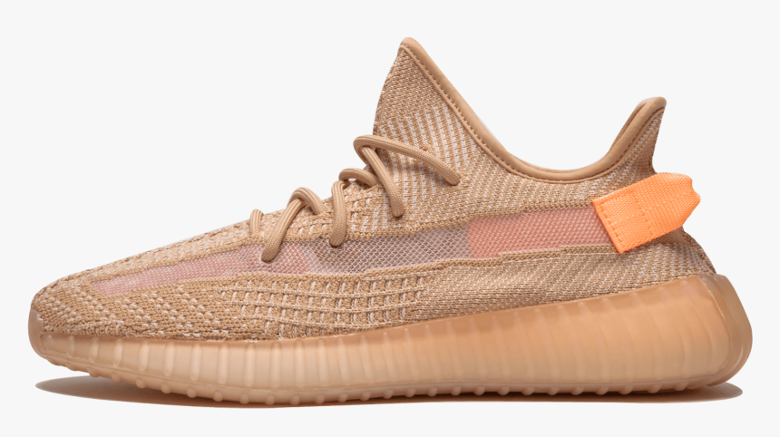 Fake Yeezy Boost 350 V2 Clay, HD Png