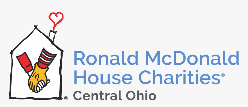 Ronald Mcdonald House Charities Of Central Ohio - Ronald Mcdonald House Charities Australia, HD Png Download, Free Download