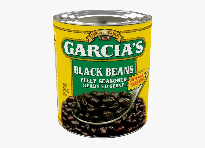Margaret Holmes Garcia's Black Beans Seasoned - Garcia Black Beans, HD Png Download, Free Download